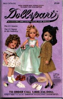 Dollspart Supply On-Line!